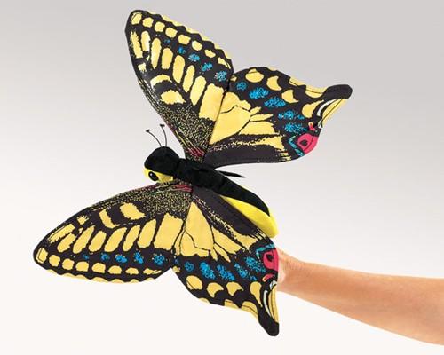 folkmanis Butterfly Swallowtail puppet