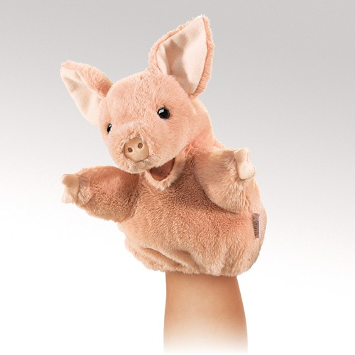 folkmanis Little Pig puppet