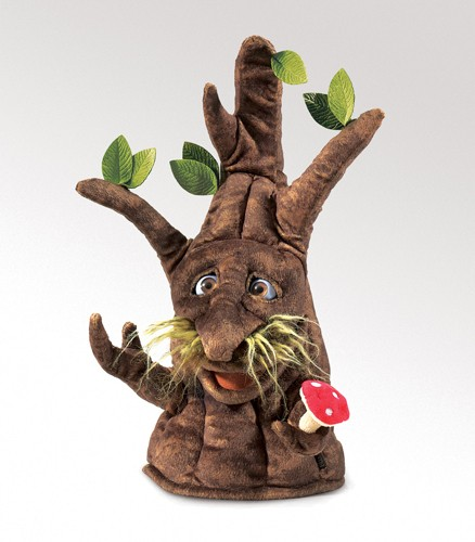 folkmanis Tree Enchanted puppet