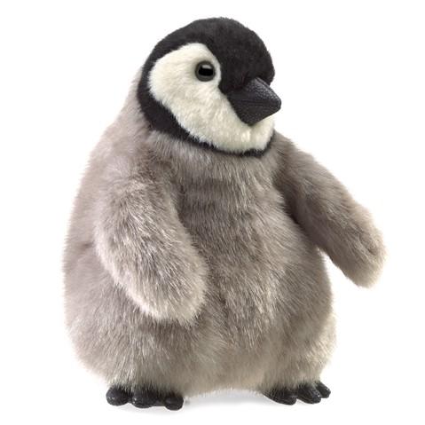 folkmanis baby penguin puppet